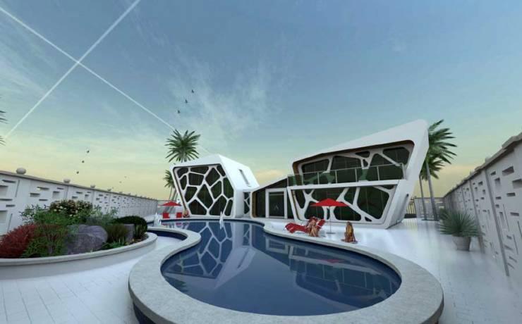 Дизайн архитектурной среды