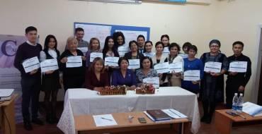 Повышение квалификации наших преподавателей вместе с Сапаттуу Билим